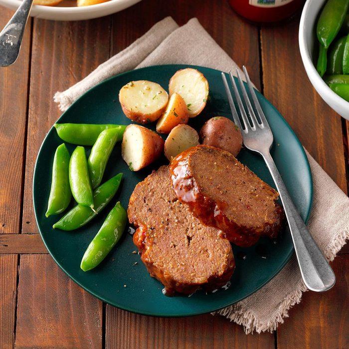 Nebraska: Zippy Sweet-and-Sour Meat Loaf