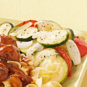Zucchini and Tomato Saute
