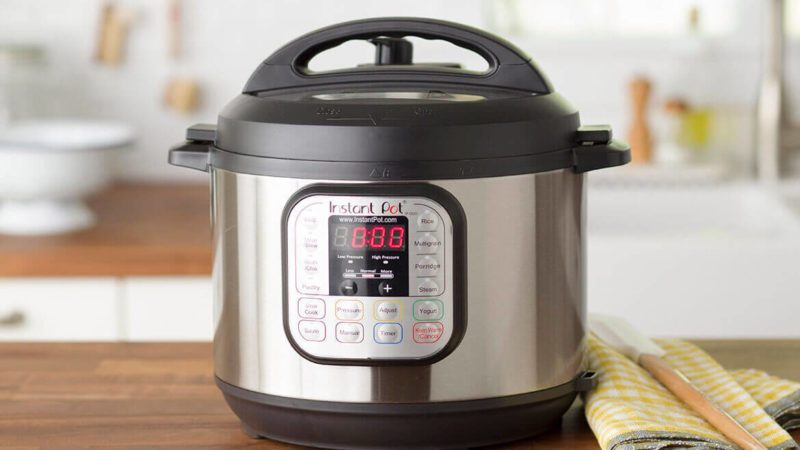 Here's What Those Buttons on Your Instant Pot Actually