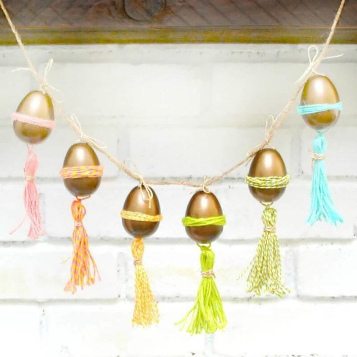 13 Creative Ways to Use Plastic Easter Eggs