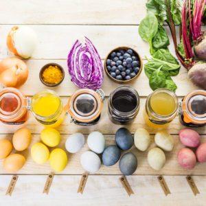 How to Make Natural Easter Egg Dye