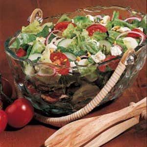 Potato Tossed Salad