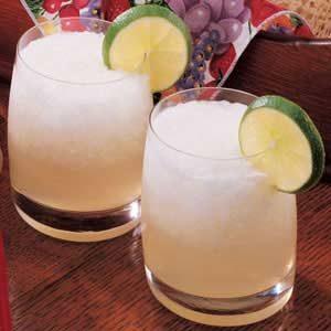 Icy Lemonade