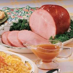 Honey-Dijon Ham