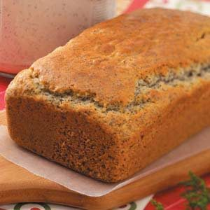 Poppy Seed Bread Mix