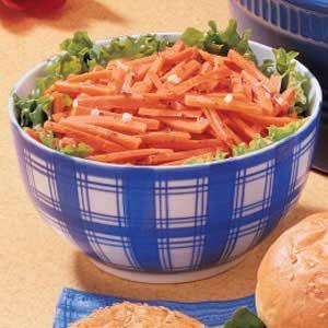 Pickled Carrot Salad