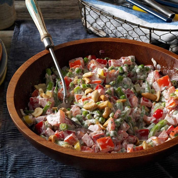 Veggie Lovers Combo Salad