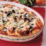 Picante Biscuit Bake