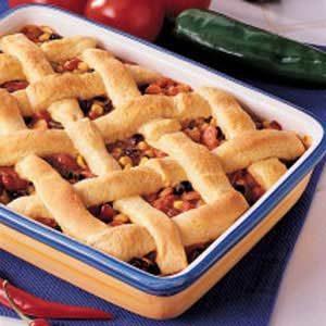 Southwestern Veggie Bake