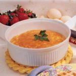 Cheddar Souffle