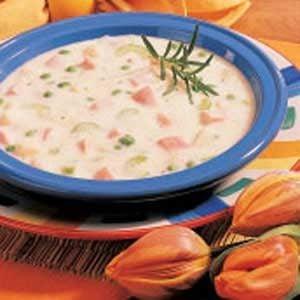 New England Potato Soup