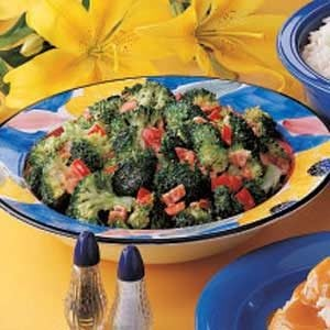 Simple Broccoli Salad