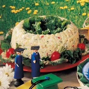 Graduation Macaroni Salad