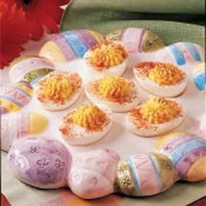 No-Yolk Deviled Eggs