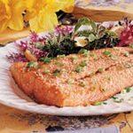 Sesame Salmon Fillet