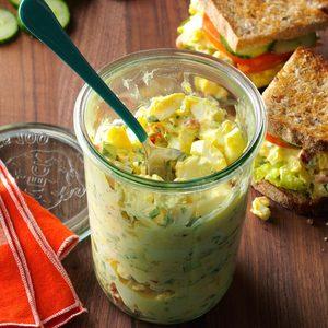 Creamy Egg Salad