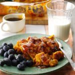 Spiced Pumpkin French Toast Casserole