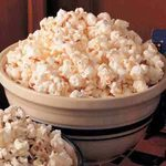 Candied Popcorn Snack
