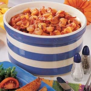 Barbecue Butter Beans