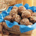 Three-Grain Muffins