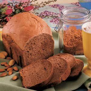 Cocoa Almond Bread