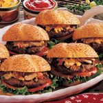 Decked-Out Burgers