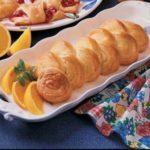 Orange Pull-Apart Bread