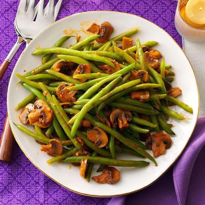 Hungarian-Style Green Beans