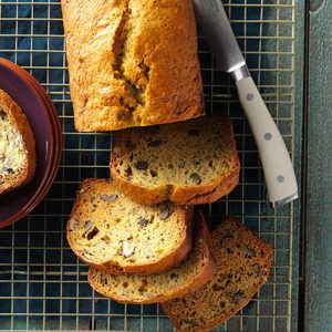Orange Banana Nut Bread