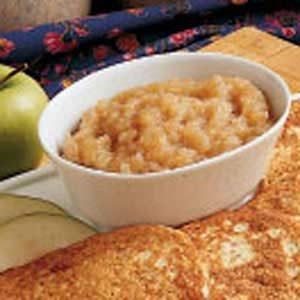 Sugarless Applesauce