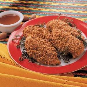 Pecan Chicken