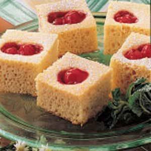 Cherry Puddles Cake