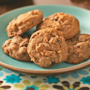 Chunky Mocha Cookies