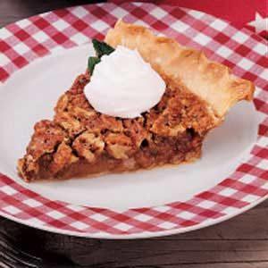 Picnic Pecan Pie