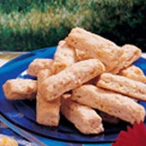 Buttered Cornsticks