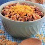 Beefy Barbecue Macaroni