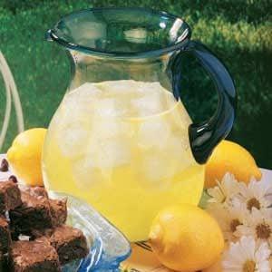 Fresh Lemonade Syrup