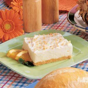 Fluffy Cheesecake Dessert