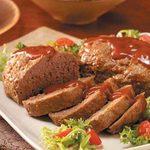 Cool-Kitchen Meat Loaf
