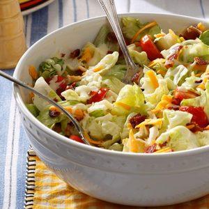 Bacon-Tomato Salad