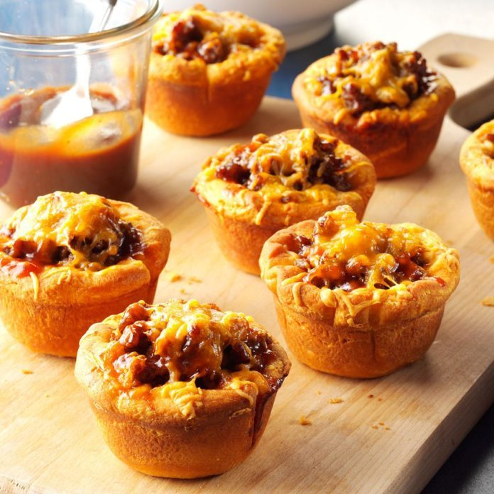 Farmhouse Barbecue Muffins