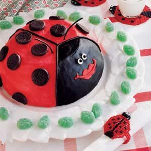 Buggy Gal Birthday Cake