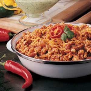 Spicy Skillet Supper
