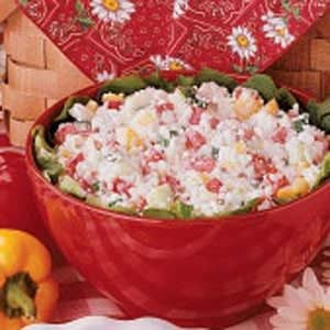 Confetti Cottage Salad
