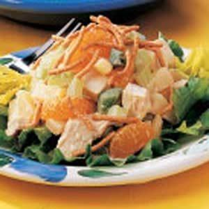 Fast Tropical Mandarin Chicken