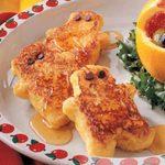 Honey Bear French Toast