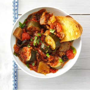 Slow-Cooked Ratatouille