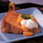 Caramelized Angel Dessert