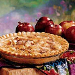Apple Cream Pie