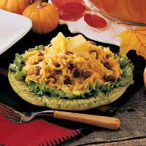 Golden Pumpkin Salad